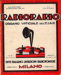Anno 1928 Fascicolo n. 52