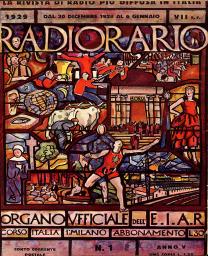 Anno 1929 Fascicolo n. 1