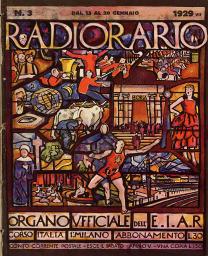 Anno 1929 Fascicolo n. 3