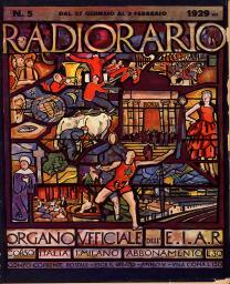 Anno 1929 Fascicolo n. 5