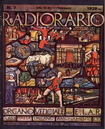 Anno 1929 Fascicolo n. 7