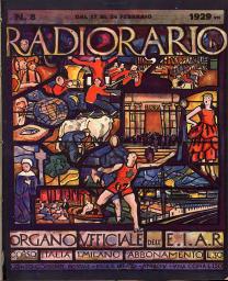Anno 1929 Fascicolo n. 8