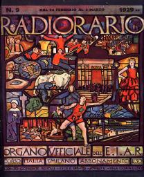 Anno 1929 Fascicolo n. 9