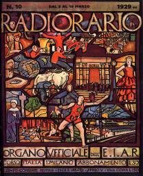 Anno 1929 Fascicolo n. 10
