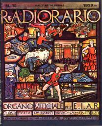 Anno 1929 Fascicolo n. 15
