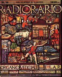 Anno 1929 Fascicolo n. 18