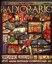 Anno 1929 Fascicolo n. 19