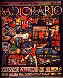 Anno 1929 Fascicolo n. 20