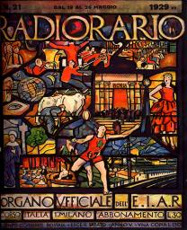 Anno 1929 Fascicolo n. 21
