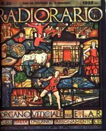 Anno 1929 Fascicolo n. 22