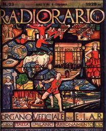 Anno 1929 Fascicolo n. 23