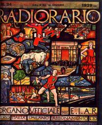 Anno 1929 Fascicolo n. 24