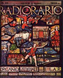 Anno 1929 Fascicolo n. 25