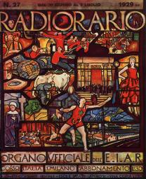 Anno 1929 Fascicolo n. 27