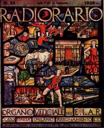 Anno 1929 Fascicolo n. 28