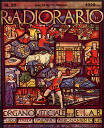 Anno 1929 Fascicolo n. 29