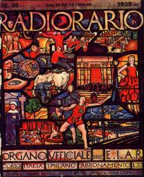 Anno 1929 Fascicolo n. 30