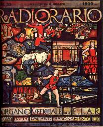 Anno 1929 Fascicolo n. 33