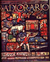 Anno 1929 Fascicolo n. 35