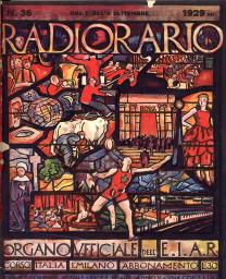 Anno 1929 Fascicolo n. 36