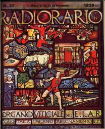 Anno 1929 Fascicolo n. 37