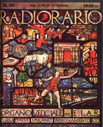 Anno 1929 Fascicolo n. 38