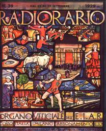 Anno 1929 Fascicolo n. 39