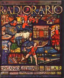 Anno 1929 Fascicolo n. 41