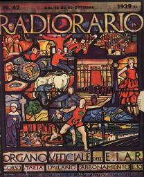 Anno 1929 Fascicolo n. 42