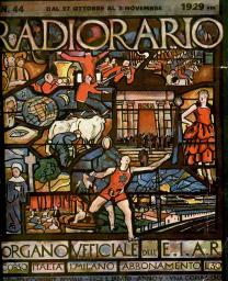 Anno 1929 Fascicolo n. 44