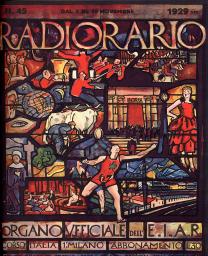 Anno 1929 Fascicolo n. 45
