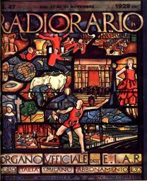 Anno 1929 Fascicolo n. 47
