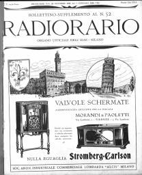 Anno 1929 Fascicolo n. 53