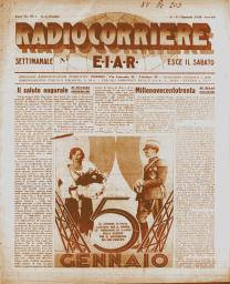 Anno 1930 Fascicolo n. 1