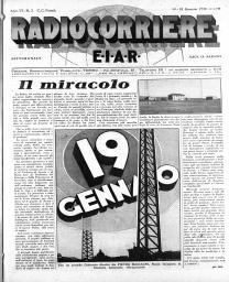 Anno 1930 Fascicolo n. 3