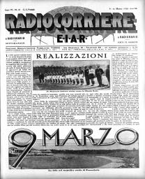 Anno 1930 Fascicolo n. 10