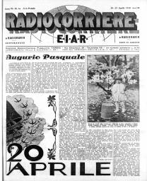 Anno 1930 Fascicolo n. 16