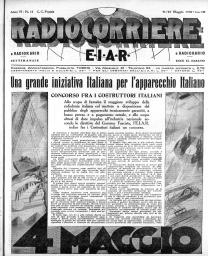 Anno 1930 Fascicolo n. 18