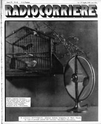 Anno 1930 Fascicolo n. 28