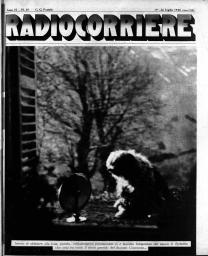 Anno 1930 Fascicolo n. 29