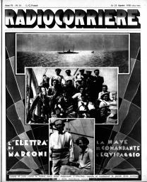 Anno 1930 Fascicolo n. 33