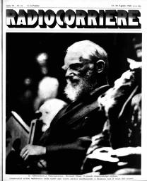 Anno 1930 Fascicolo n. 34