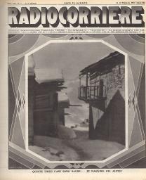 Anno 1931 Fascicolo n. 7