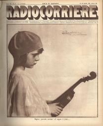 Anno 1931 Fascicolo n. 15