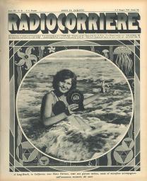 Anno 1931 Fascicolo n. 18