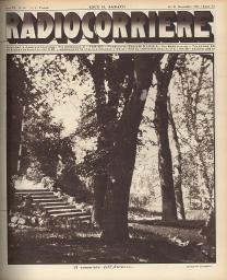 Anno 1931 Fascicolo n. 46