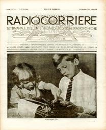 Anno 1932 Fascicolo n. 1