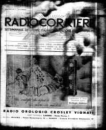 Anno 1932 Fascicolo n. 7