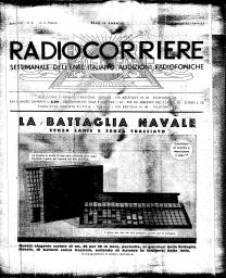 Anno 1932 Fascicolo n. 9