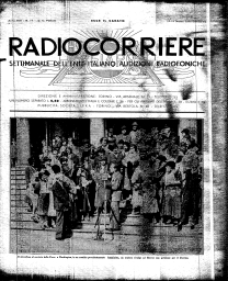 Anno 1932 Fascicolo n. 11